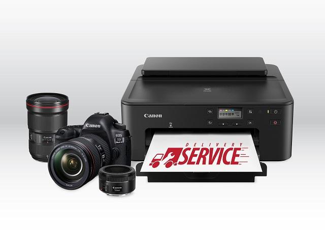 Canon-Delivery-Service