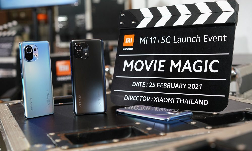 Mi 11 Launch in Thailand 15   22