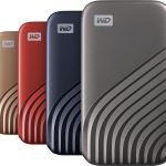 WD My Passport All 4 Colors   9