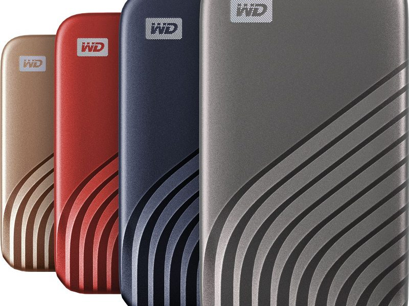 WD My Passport All 4 Colors   33