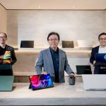 batch ASUS Co CEO Samson Hu and Executives Present Be Ahead Launch Event at CES 2021   13
