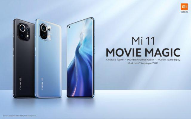 batch Mi 11 Smartphone 3   6